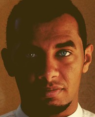 Blue eyes (l||lmohammedl||l) Tags: blue eyes