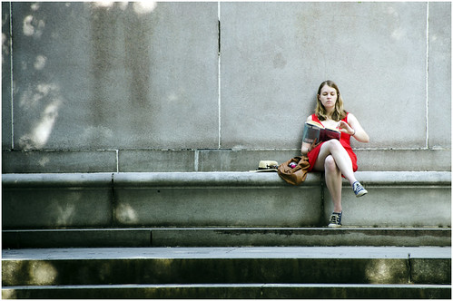 Read a book by Chris Wieland, on Flickr