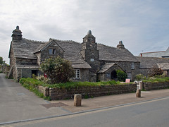 Tintagel Post Office (JmGpHoToS) Tags: k tintagel