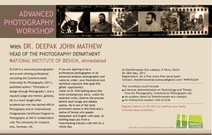 Dr. Deepak John Mathew's photography workshop in Kochi