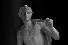 Le hros / The hero (Alain ) Tags: sculpture paris statue louvre greece marble adonis grece grec marbre grecque mythologie hros thehero mlagre lehros