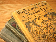 Walks and Talks in Numberland (libertybliss) Tags: vintage antique books math mathematics oldbooks childrensbooks schoolbooks corneliajhoff georgewentworth wentworthsmith davideugenesmith adavanstoneharris lillianmcleanwaldo evamayluse edwardlongworthmorss