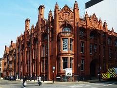 Birmingham Newhall Street (jacquemart) Tags: birmingham newhallstreet strawberrygothic