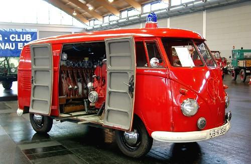 1961 VW T1 Feuerwehr