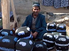 Skullcaps (Evgeni Zotov) Tags: people man hat market traditional cap tajikistan bazaar tajik tradition sell trade marketeer merchant seller skullcap trader tayikistán tadschikistan tagikistan 塔吉克斯坦 penjikent таджикистан tadzjikistan tajiquistão sughd panjikent tadżykistan panjakent tubeteika tadsjikistan tacikistan طاجيكستان タジキスタン пенджикент 타지키스탄 טגיקיסטן ताजीकिस्तान panjekent