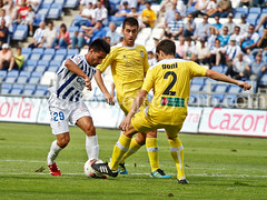 Recre - Cartagena (alfonso_rsg) Tags: canon football huelva cartagena 70200 ftbol efese decano recreativo segundadivisin nuevocolombino