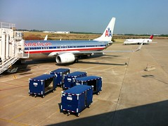 American Airlines 737 Airplane Photo i002 by G...