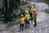 Construction scene (faungg's photos) Tags: china hk asian hongkong site workers nikon asia working chinese rainy 香港 18200 d90 constructional faungg 建筑工地现场