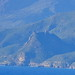 Corse - la côte en face de Saint-Florent