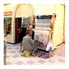 Handwoven (vagabondblogger) Tags: egypt cairo carpets weaving camerabag iphone maadi carpetweaver