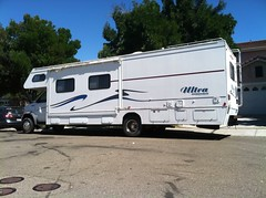 california ca usa june tracy motorhome 2012 daveparker classc 35foot