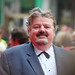 Robbie Coltrane on the red carpet for the European premiere of Brave at the Festival Theatre