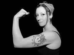 """Rosie the Riveter"""