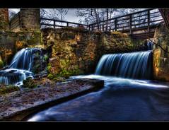 old water mill... (Pawelus) Tags: old mill water waterfall poland polska stary podlaskie myn wodny apiski