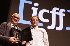 IC Savings Award, director Rocco Mortelliti