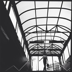 Exit (Turchanik) Tags: cameraphone street light urban blackandwhite bw white black rock digital square lomography candid cam streetphotography ukraine best squareformat classics streetphoto kiev киев bnw ukriane streetfoto cellcamera elomography mobilephotography lomogrpaphy vsco iphonography iphonegraphy iphoneography iphoneedit iphoneonly myphotoschool iphone4s elomogrphy elomogrpahy iphonegrpahy uaiphoneography turchanik