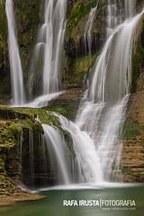 Cascada de Pealadros (Rafa Irusta) Tags: water waterfall cascada valledemena cozuela pealadros rafairusta rosanmiguel rafairustacom