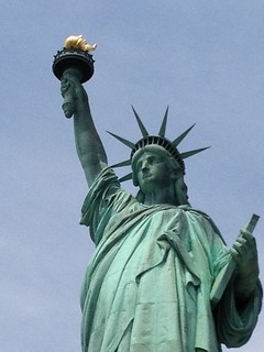 Statue of Liberty: She still matters!