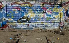 Bake (White Lightning 1) Tags: graffiti bay baker area be bake nbk bpf bakes
