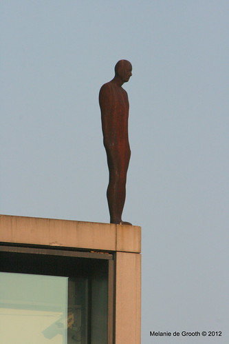You by Antony Gormley