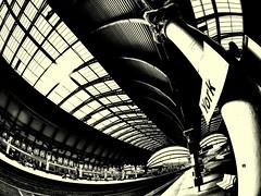homeward bound (fotobananas) Tags: york travel station train pen railway olympus walimex ep1 hss hcs fotobananas clichesaturday sliderssunday