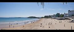 566-567-EL SARDINERO (Santander) (-MARCO POLO-) Tags: playas panormicas