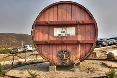 HDR Cask (Liliana Saeb) Tags: ensenada hdr cask hdrphotography