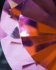 Geometrica II (Kimmo J) Tags: pink abstract detail colors lines triangles canon catchycolors crystal angles diamond straightlines catchycolorspink catchycolorsviolet canonef70200f4lisusm decorativeitem cathcycolorsorange