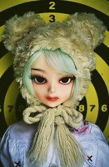 d a n g e r (tuppi( ´ ▽ ` )ノ) Tags: ball doll alice sd bjd bf jointed bluefairy