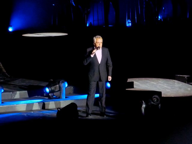 Michel Sardou - Les Grands Moments - Bercy, Paris (2012)