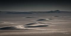 'Barcan Dunes at Falling Light' - Skeleton Coast, Namibia (Oli.Anderson) Tags: dunes namibia dusk