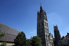 Het Belfort van Gent, Gent, Belgium. () Tags: beautiful canon frank relax friend photographer dragon belgium bell unesco ghent gent  gand belfort 6d    leicaelmaritr24mmf28 hetbelfortvangent