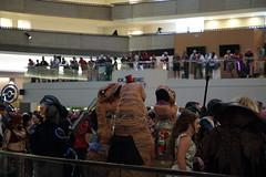 IMG_9262 (wesuah) Tags: dragon con dragoncon 2016 tyrannosaurus rux tyrannosaur