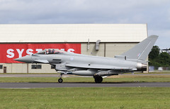 BAE Systems Typhoon (CRAIG FERGUSON PHOTOGRAPHY) Tags: f35 f35b bae systems eurofighter typhoon royal international air tattoo airshow aviation aircraft avgeek mig mig29a fairford fighter riat riat2016 riat2015 force jet jets military