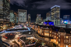 Tokyo Station (IzTheViz) Tags: japan tokyo tokyostation marounochi japon