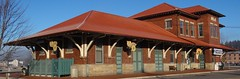 Depot Elkins, WV2 (Seth Gaines) Tags: westvirginia elkins railwaystation