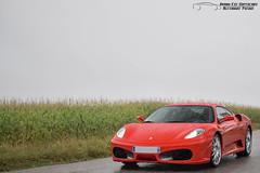 Ferrari F430 (Alexandre Prvot) Tags: european cars automotive automobile exotics exotic supercars supercar worldcars nancy lorraine france 54 54000 auto car berline sport voiture route transport dplacement parking luxe grandestsupercars ges meurtheetmoselle