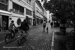 f00073 Ljubljana (fmatuzawa) Tags: pb bw ljubljana liubliana slovenia eslovenia bike cycling