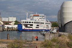 Wight Sun (matty10120) Tags: portsmouth class train railway boat historic dockyard hms spice island portmsouth