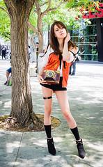 2016 Anime Expo - Kozukata Yuuri (mambastic photography (aka mamba909)) Tags: pentax k01 sigma2470mmf28ifexdghsm animeexpo animeexpo2016 cosplay コスプレ