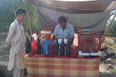 Sharbat Stall (muhammadabdullah_k) Tags: charsada pakistan interest free loans microfinance entrepreneurship pakhtoon ordinary people small business akhuwat drinks hot weather gola sharbat