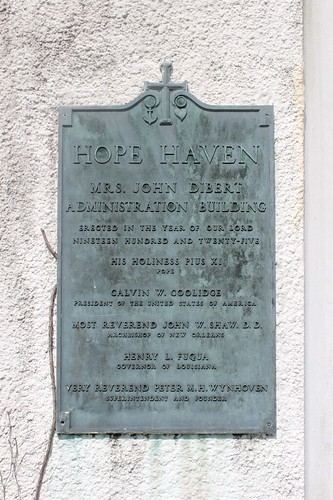 Hope Haven, Marrero, Preservation in Print, September 2016