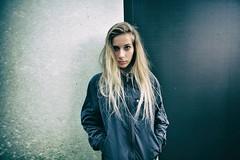Personally, I Prefer The Dark Side (Steve Lundqvist) Tags: girl dark side light ragazza blonde portrait berlin ritratto