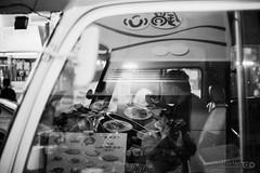 Minibus Dinner (Taomeister) Tags: nikkor5012ais hongkong nikonfm3a nightscape yaumatei fujifilmneopan400 templestreet
