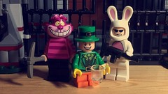 The Mad Hatter (LordAllo) Tags: lego dc batman mad hatter jervis tetch alice wonderland