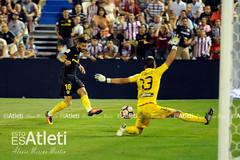 Partido CD. Legans (0-0) Atltico de Madrid (Esto es Atleti) Tags: leganes temporada201617 atleti atleticodemadrid butarque jornada2 ligasantander carrasco