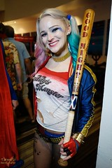 Dragoncon 2016 Cosplay (V Threepio) Tags: dragoncon2016 cosplay costume photography cosplayer photoshoot posing sonya7r 2870mm unedited unretouched straightfromcamera fantasy scifi comiccon dressup modeling atlanta outfit geekculture comics dc2016 girl female harleyquinn suicidesquad