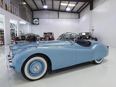 1952 Jaguar XK 120 Roadster (1) (vitalimazur) Tags: 1952 jaguar xk 120 roadster