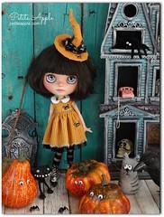 Itsy Bitsy Witchy