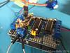 IMG_20160823_2126413 (mbells) Tags: 3dprint arduino drawbot kwartzlab makelangelo makerexpo lasercut make maker motor robot steppermotor